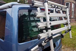 Camper Van Hire Extras - Bike Rack