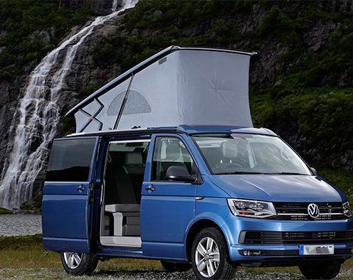 The VW California